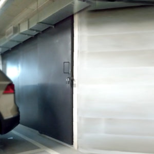 Zabudowy w garażach podziemnych